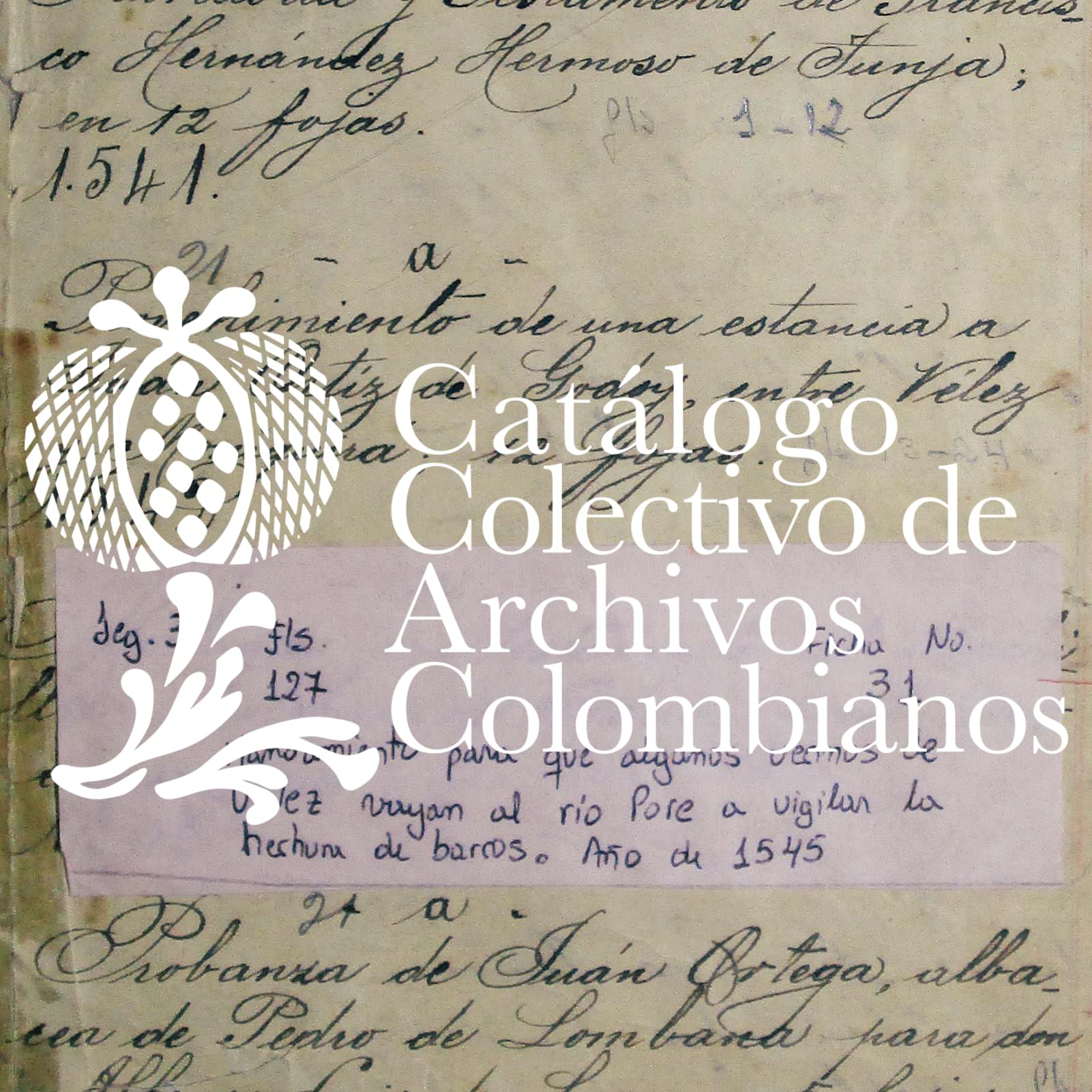 Collective Catalog of Colombian Archives